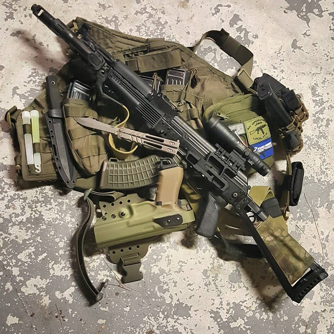 Specializing In Ak47 Ak74 Rifles And Other Military Style Firearms