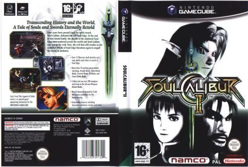 Soul Calibur 2 Best Fighting Game I Ve Ever Played With Images