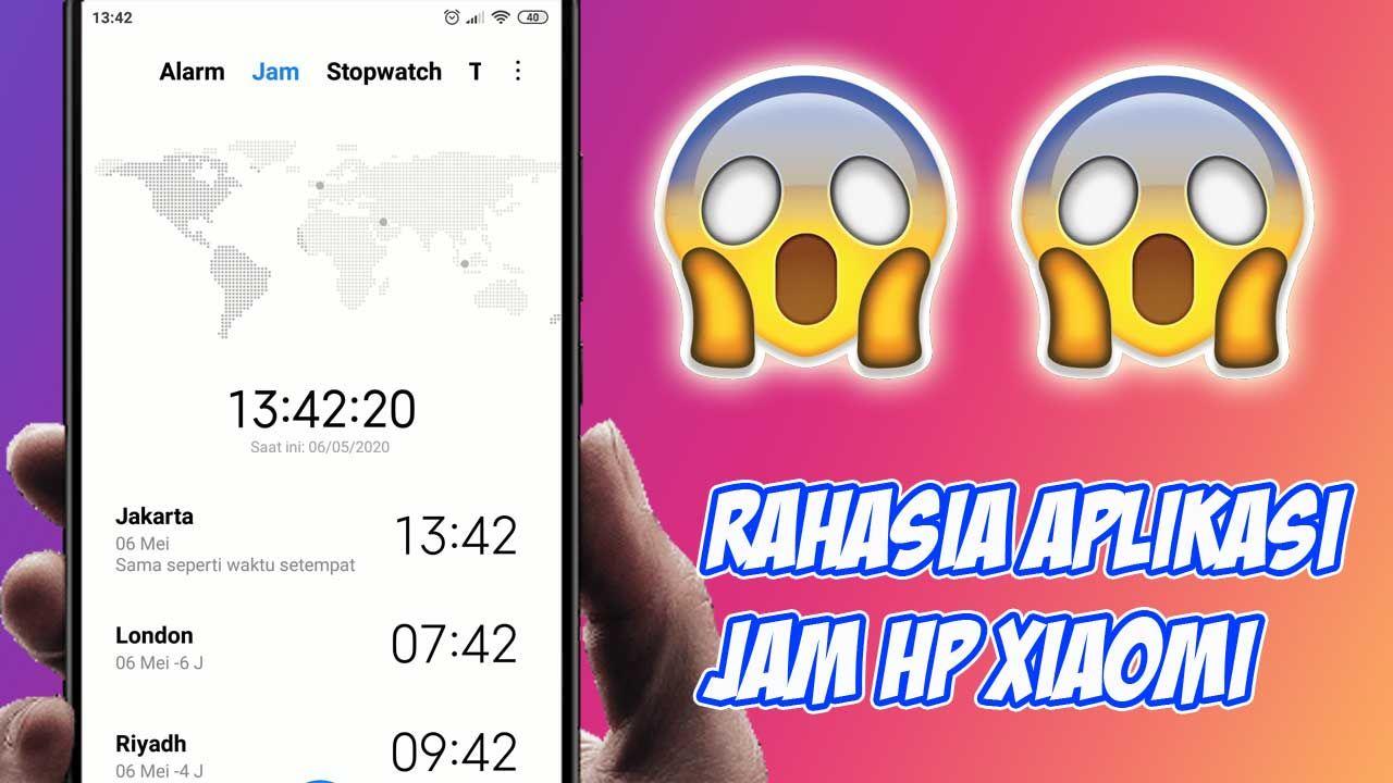 Bongkar Rahasia Aplikasi Jam Hp Xiaomi Aplikasi Penghapus Periklanan
