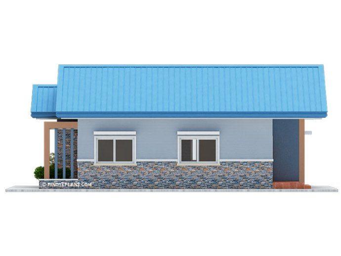 Best Three Bedroom Bungalow House Plan Shd 2017032 Bungalow 640 x 480