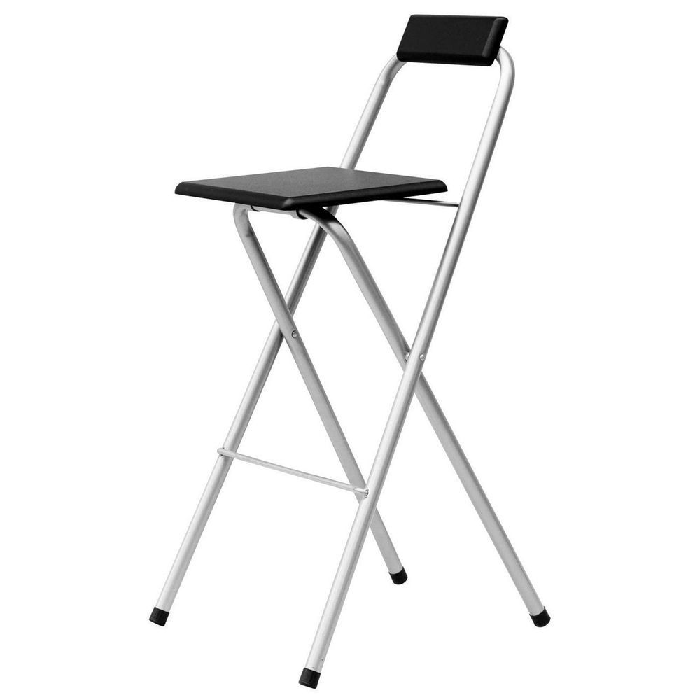 This Folding Bar Chairs Will Create Extra Seating When