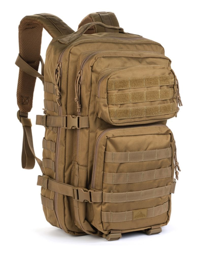 68ed9e6b5a4 Military 3 Day Lg US Army Coyote Assault Tactical Backpack Hunting USMC USAF