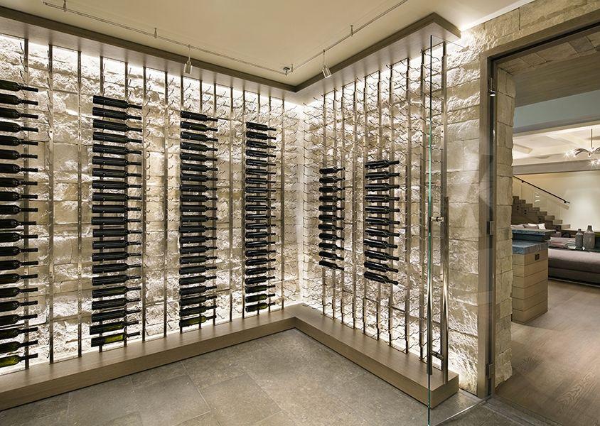 Epingle Par Caroline Peignier Sur Vin En 2020 Cave A Vin Design
