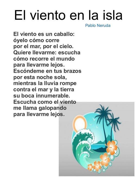 Resultado De Imagen De Poesias Autores Primaria Poemas Para Niños Poemas Cortos Para Niños Poesía Para Niños
