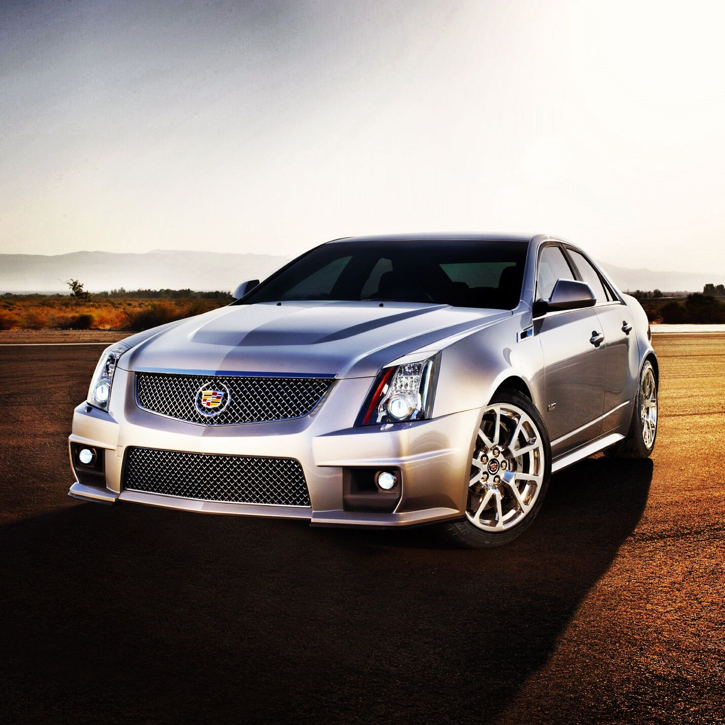 The Cadillac Cts V Sedan Performance Cadillac Cts