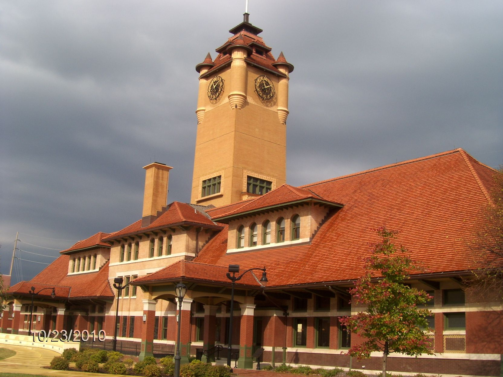Lincoln Museum - Railroad Station, Springfield Illinois
