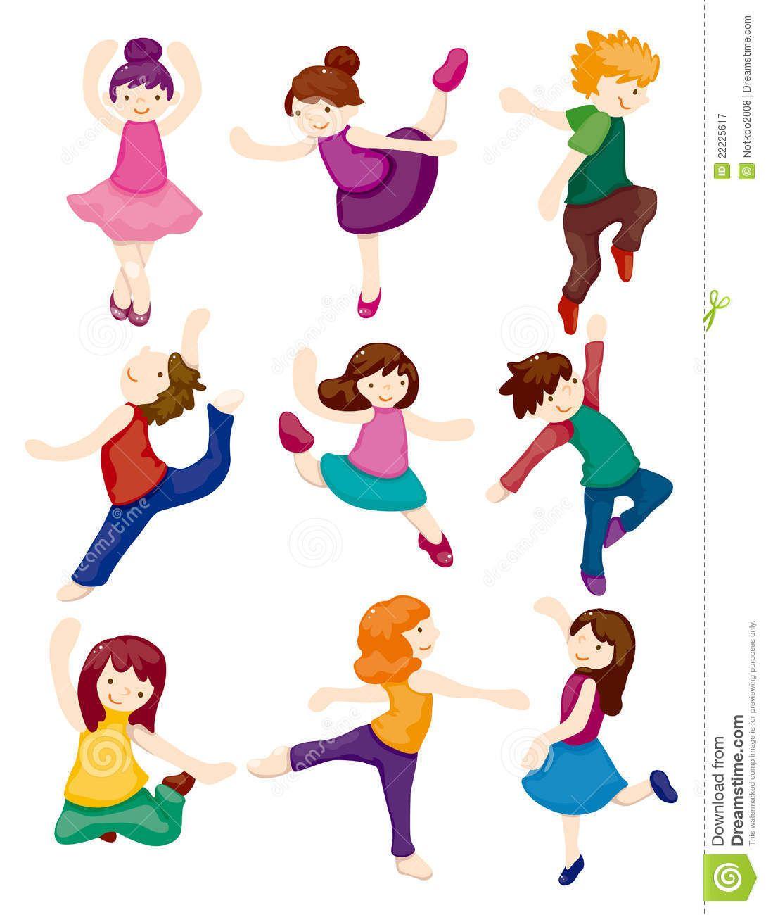 Jogo Do Dançarino Dos Desenhos Animados - Baixe conteúdos de Alta Qualidade entre mais de 44 Milhões de Fotos de Stock, Imagens e Vectores. Registe-se GRATUITAMENTE hoje. Imagem: 22225617