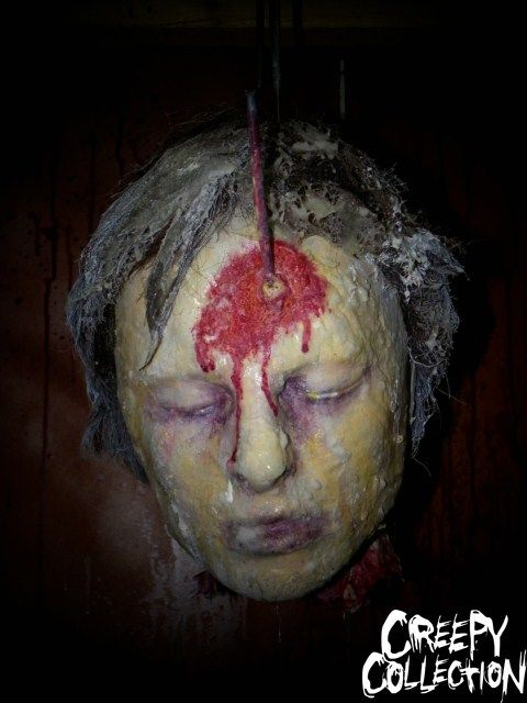Life Size Frozen Bodies and Props Halloween Props Haunted House