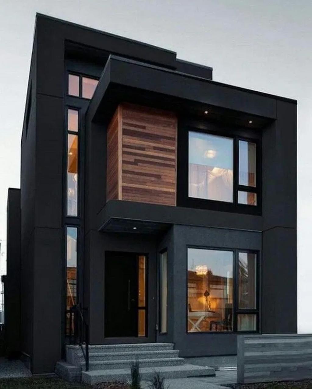 33 Inspiring Modern Minimalist House Design Ideas Best Modern House Design Modern Minimalist House Modern Architecture Building