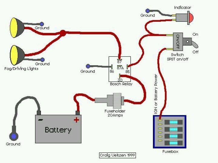 Pin Latching Relay Wiring Diagram On Pinterest - 85nuerasolar \u2022
