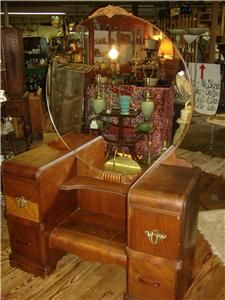 @Bailey Kerrigan Art Deco Vanity...this Reminds Me Of Yours ;)