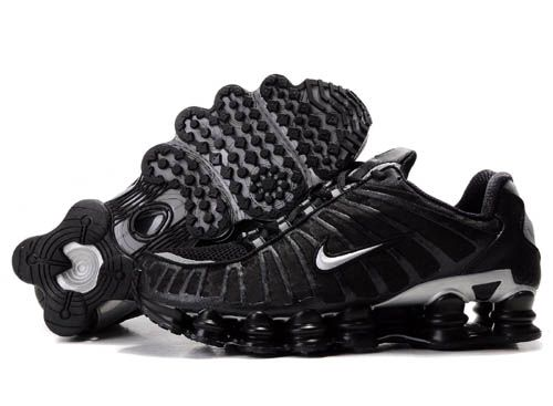 Nike Shox TL1 Men Shoes - Black Silver is hot sale now with fast deliver  and best service. You will enjoy the great breathability as well as the  durability. 2fbd21113