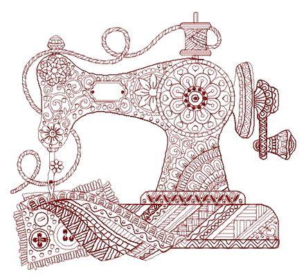 Vintage Handmade 2 Embroidery Design Wearables Inspiration