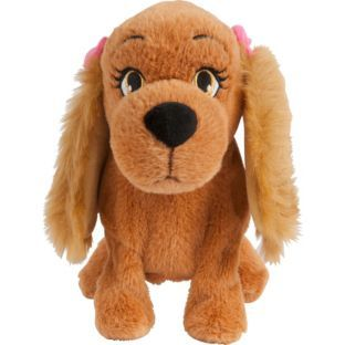 Bought Buy Lucy The Dog Soft Toy At Argos Co Uk Your Online Shop For Teddy Bears And Interactive Soft Toys Soft Toy Dog Teddy Bear Soft Toy