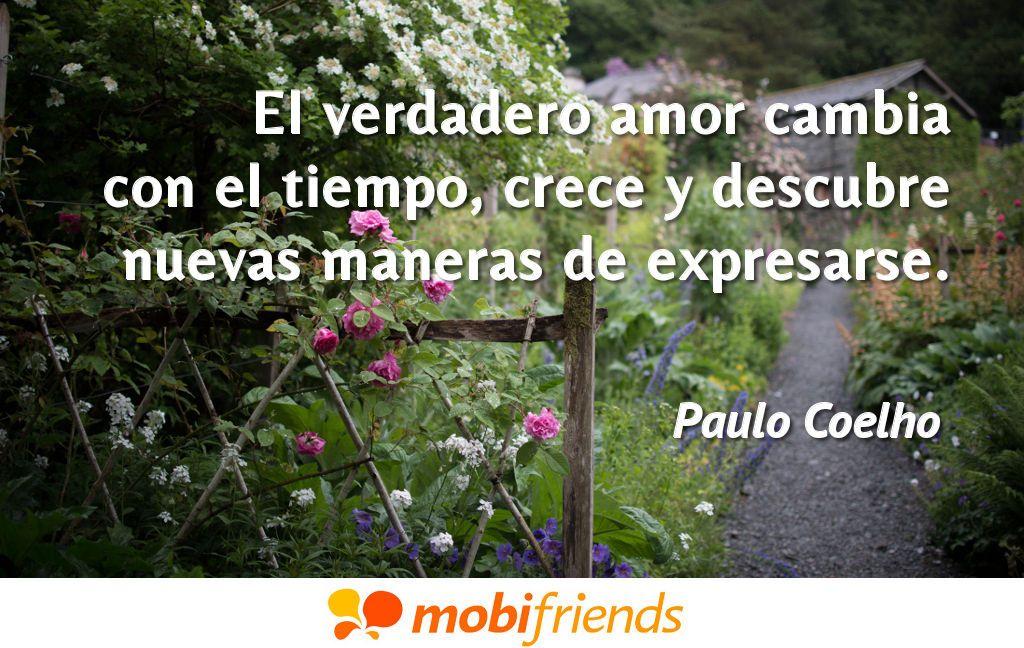 El Verdadero Amor Cambia Con El Tiempo Crece Y Descubre Nuevas