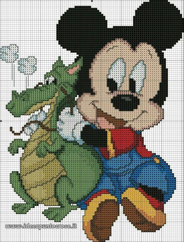 Pin de Rose en Cross stitch pattern | Pinterest | Punto de cruz ...