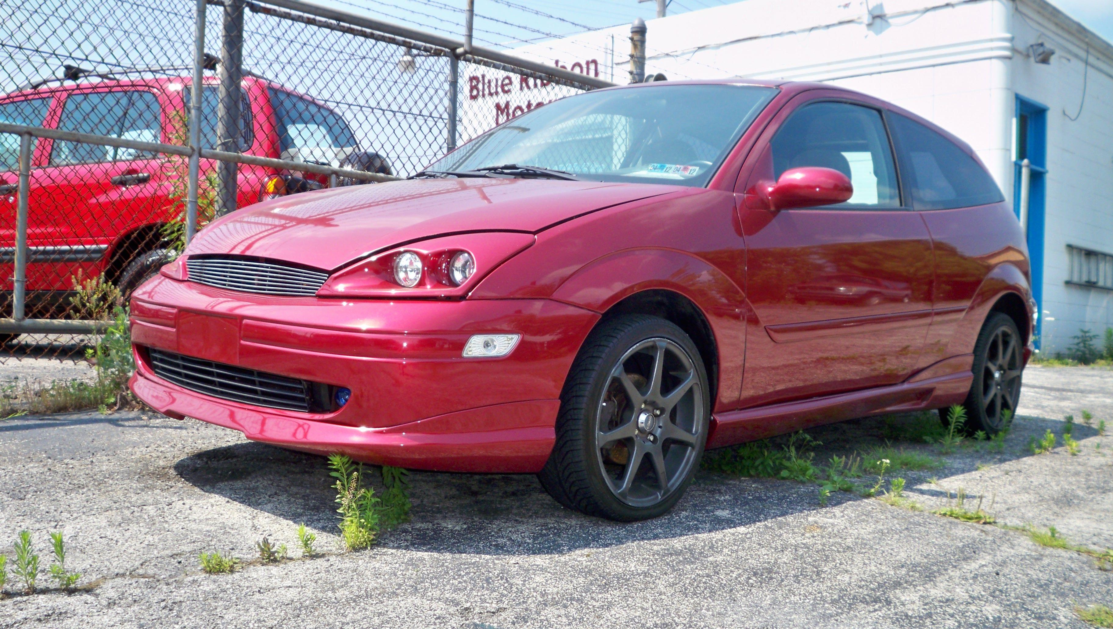 2001 Ford Focus Zx3 2 595 Blue Ribbon Motors 1 888 458 9923