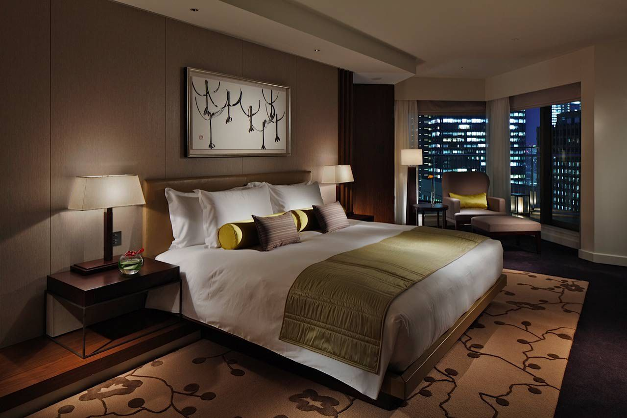 tokyo at your fingertips palace hotel tokyo for luxury top location - Bedroom Hotel Design