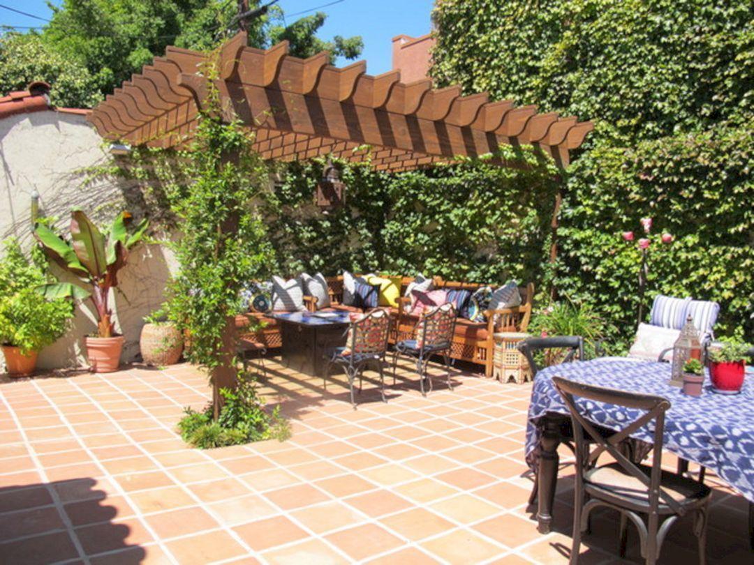 13 Beautiful Spanish Backyard Ideas For Garden Inspiration ...