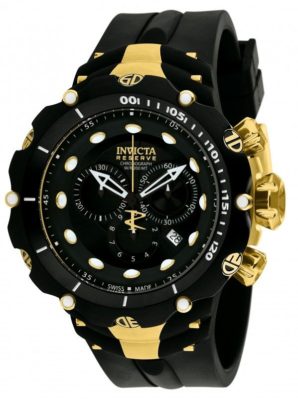 Men s Invicta Venom II Chronograph Watch  6d300352578