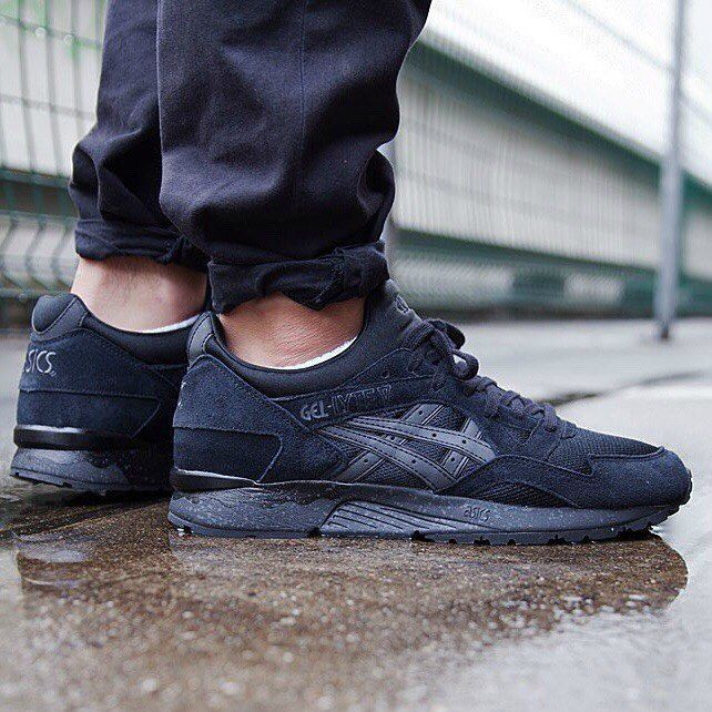gel lyte all black