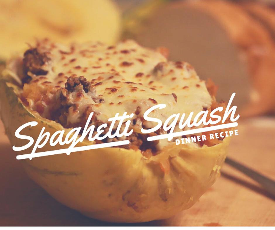 Spaghetti Squash (Recipe)