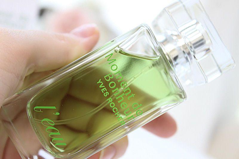 Yves Rocher Moment de Bonheur Perfume Review