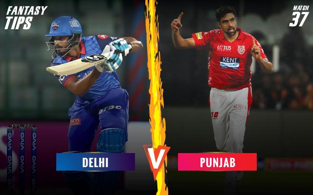 Delhi Capitals Vs Kings XI Punjab Match No 2 in 2020
