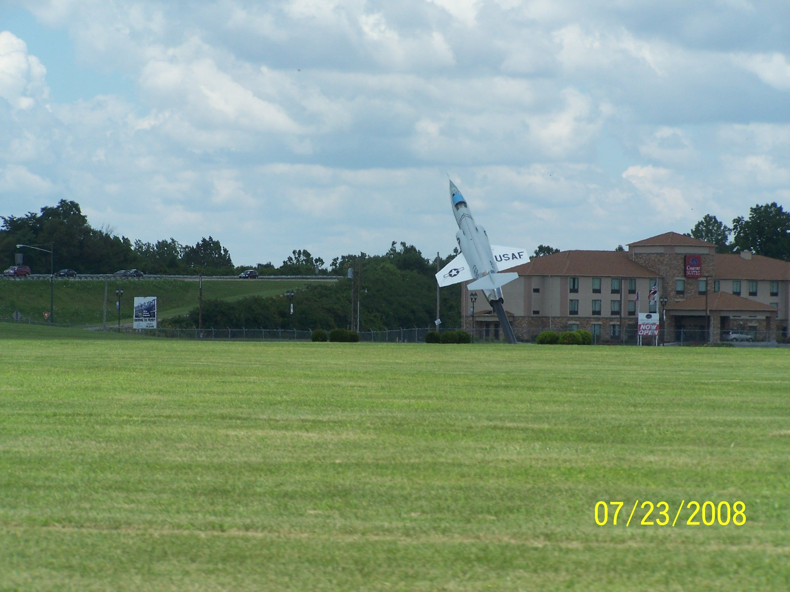 Fort Patterson Air Force Base/Museum in Dayton, OH