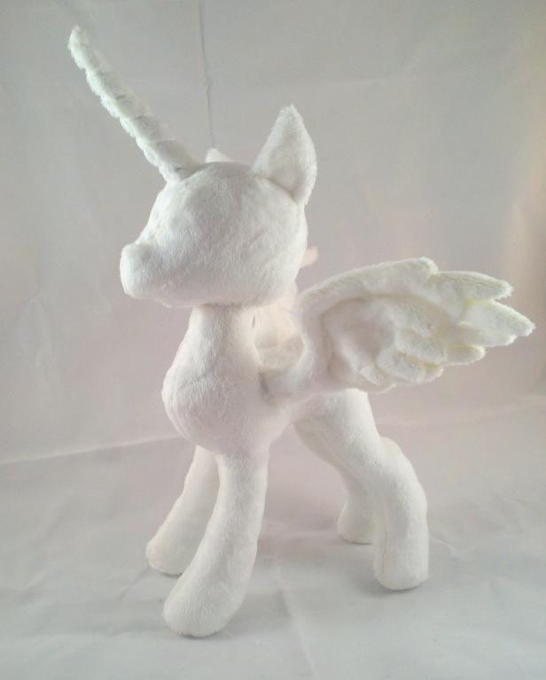 Unicorn Pegasus Plush Pattern | wykroje | Pinterest | Nähen, Plüsch ...
