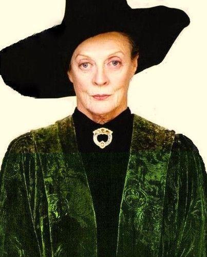 Primera Foto De La Bruja Del Mes Minerva Mcgonagall Pol 871 Harry Potter Characters Harry Potter Halloween Costumes Harry Potter Costume