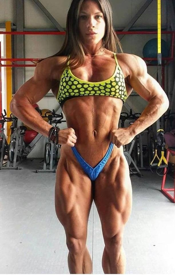 Super sexy girl gym — photo 13