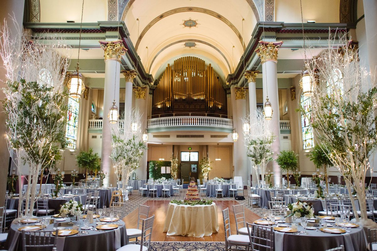 Feel Like A Royalty On Your Wedding Day At The Pittsburgh Grand Hall