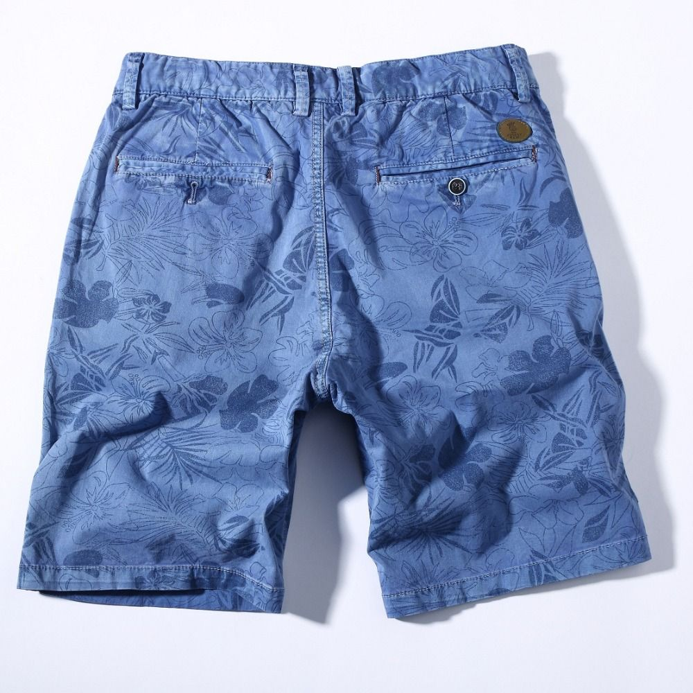 Augraw Brand New Fashion Mens Linen Shorts