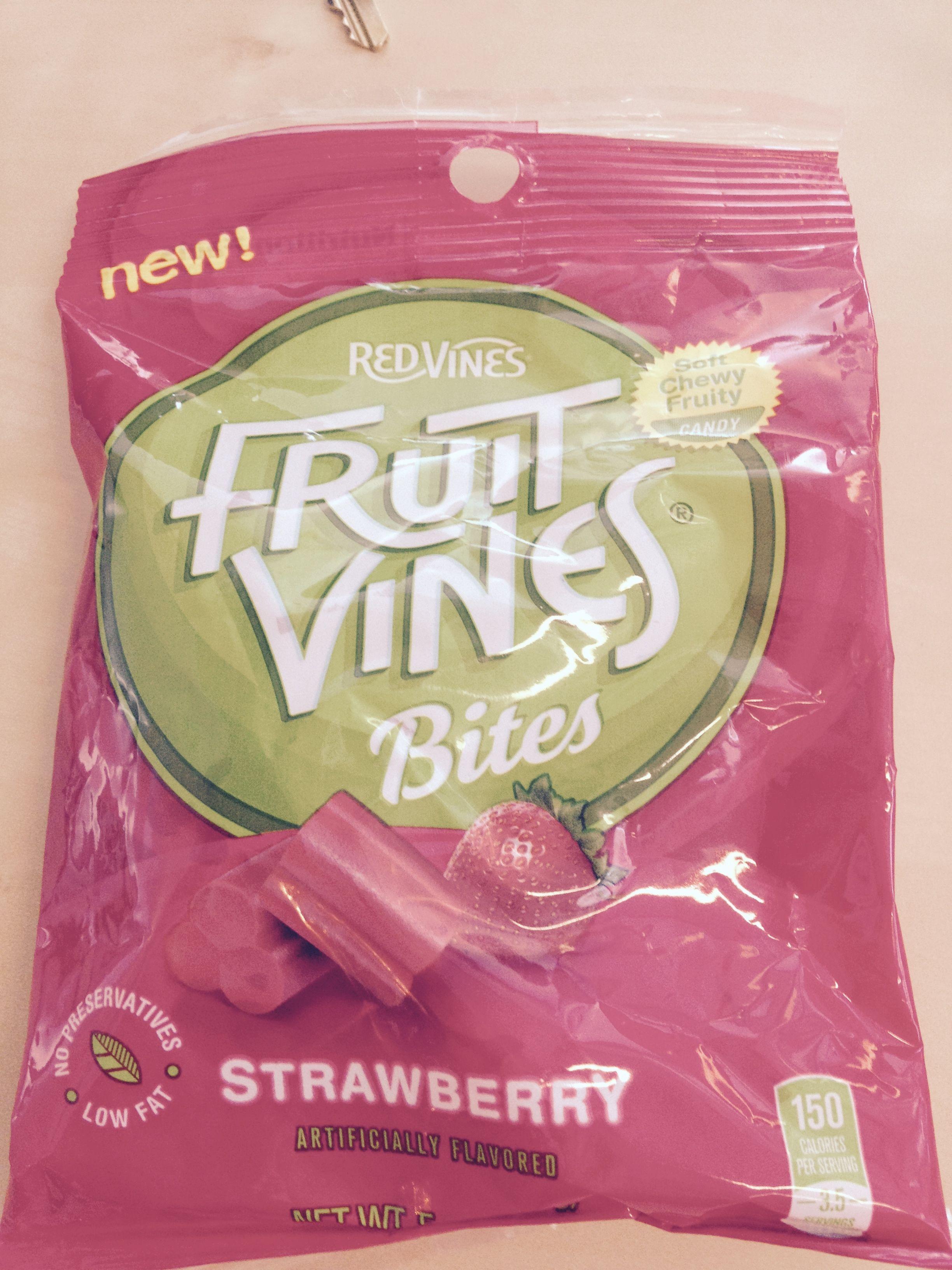 Yummy Strawberry Fruit Vines!! :)  #SweetSide