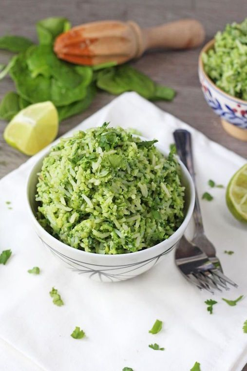 Delicious Microwave Vegetable Recipes Secret Green Veggie Rice Is A Great Way To Hide Healthy Veggies From Picky Eaters My Fussy Eater