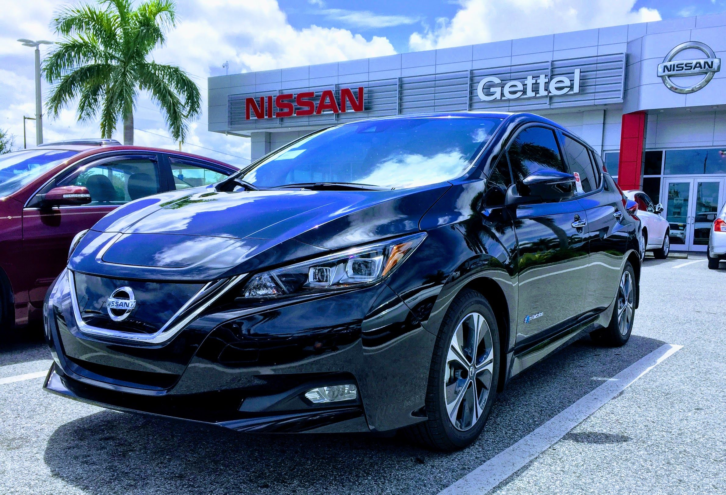 87 The 2019 Nissan Leaf Range For Price Ford Electric Car