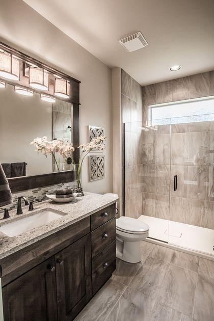 Palisch Homes 2014 in 2020 | Wood tile bathroom floor ...