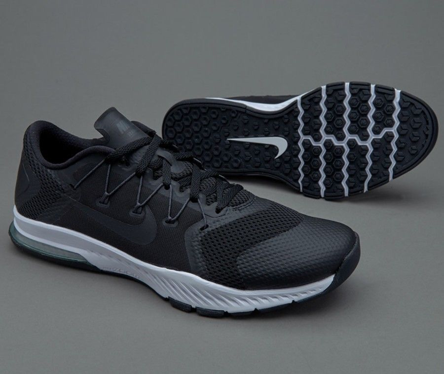 d2f55442ef9e2 New Nike Men s Air Zoom Train Complete Athletic Snickers Running Training  Black  Nike  AthleticSneakers