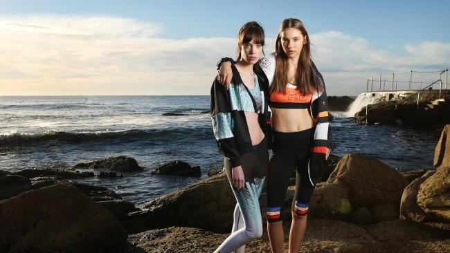 #Activewear hits catwalks as street-meets-#sport look grows in popularity