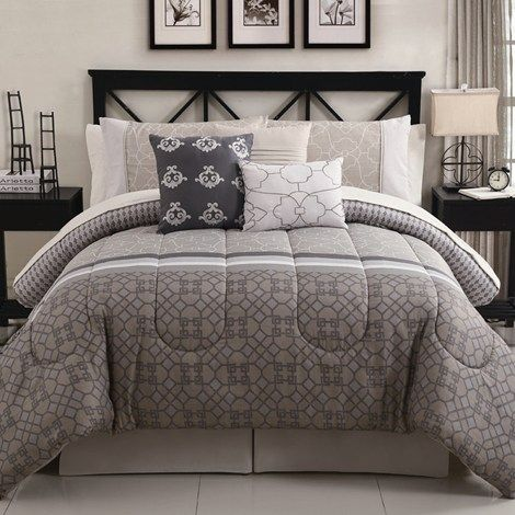 Chesapeake 11pc King Bedding Set 680072676 Bedding Sets Bed