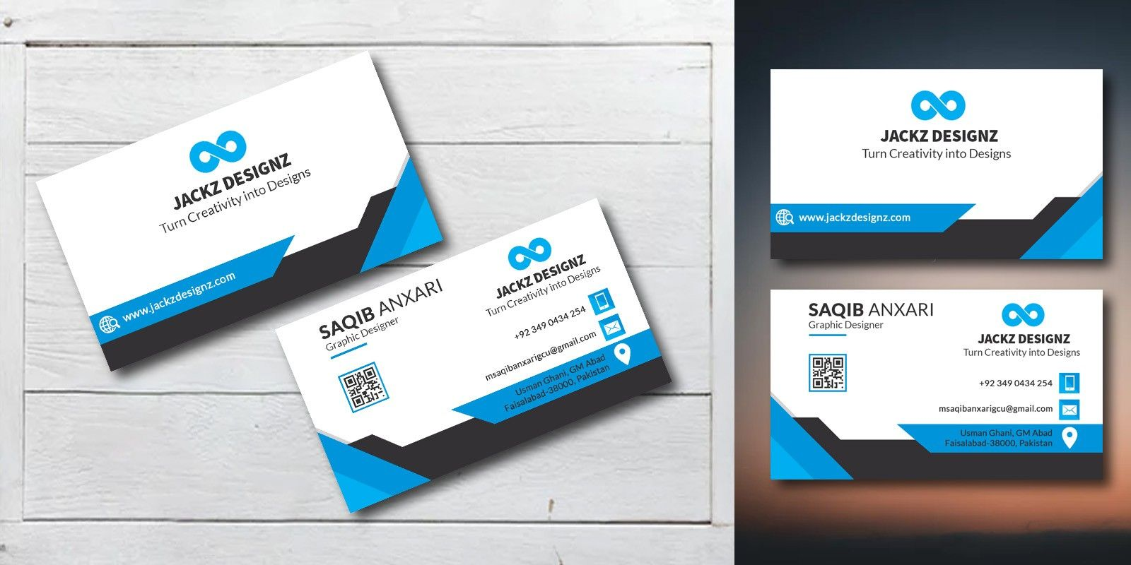 Microsoft Office Business Cards Template - Mahre with ...