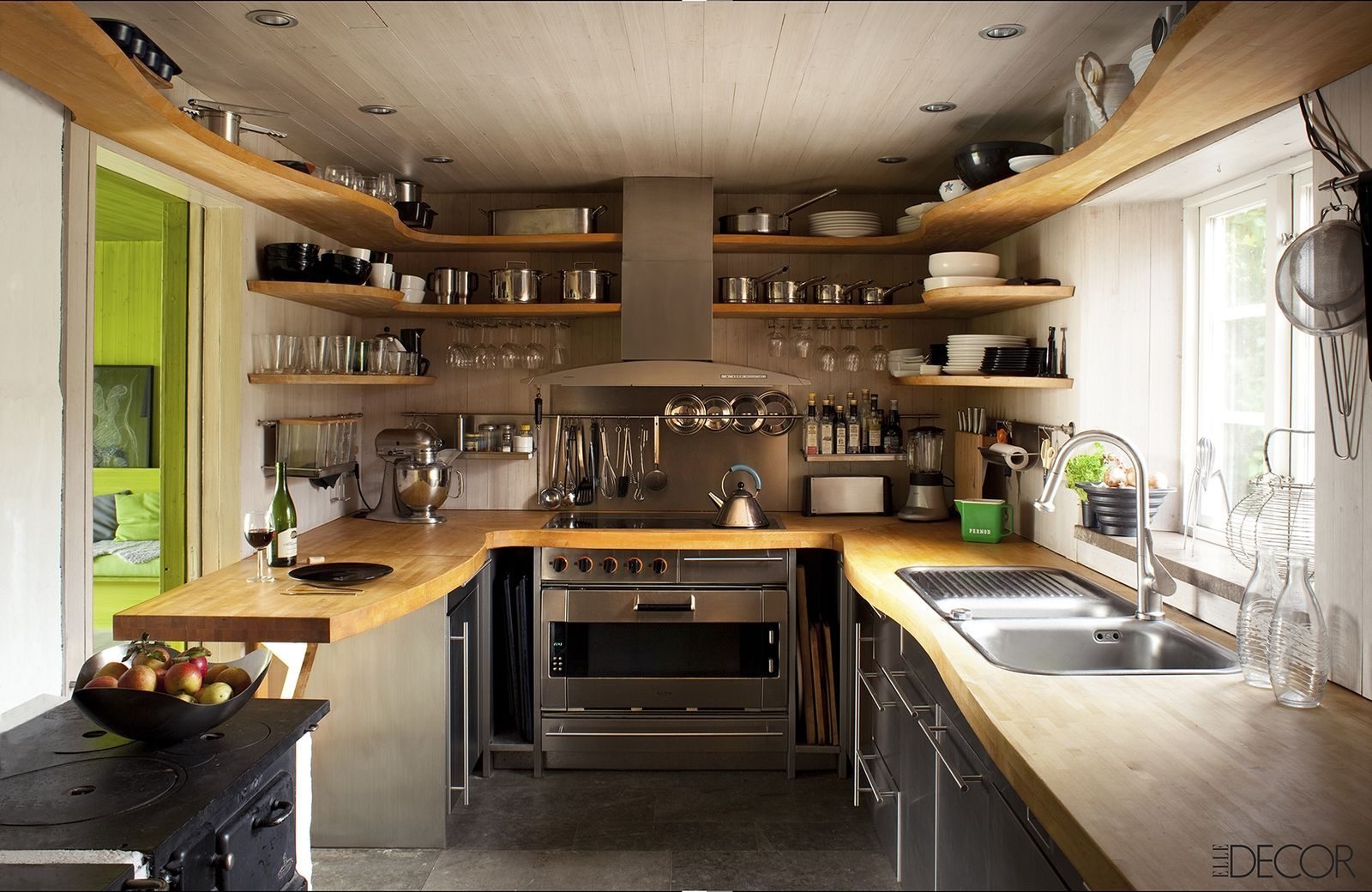 55 Little Kitchens That Will Change Everything You Know About ...