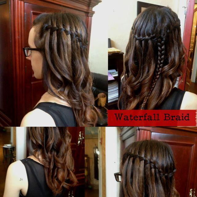 Waterfall braid by maggie bella strada salon edmond ok hair waterfall braid by maggie bella strada salon edmond ok pmusecretfo Gallery