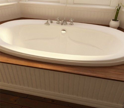 Neptune Felicia Oval Activ Air Bath Tub | BATHROOM | Pinterest ...