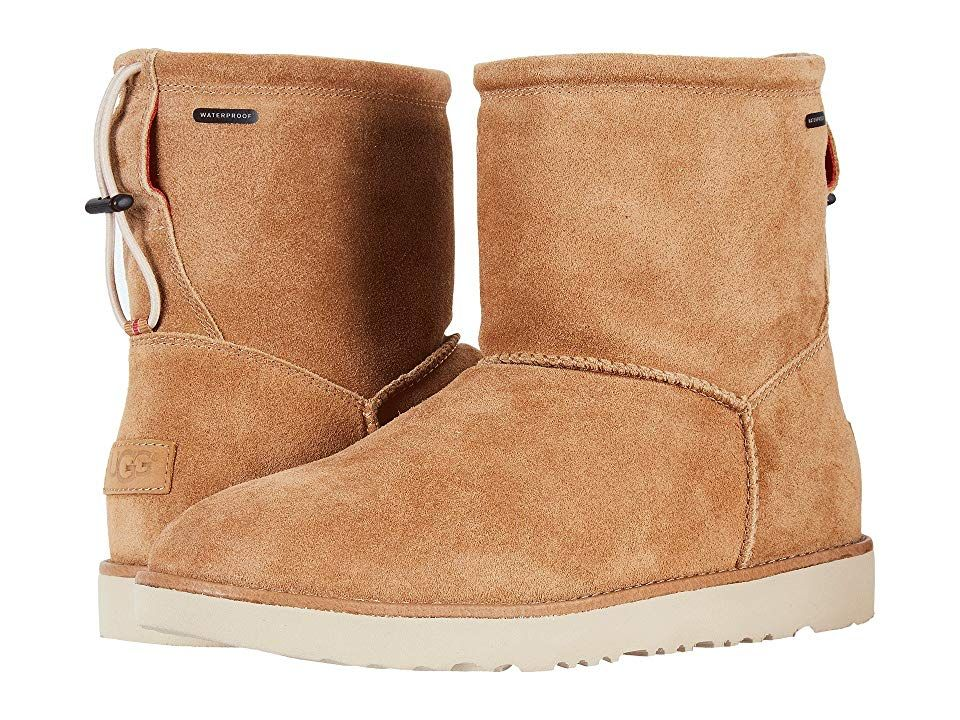 1b4cb7d0af4 UGG Classic Toggle Waterproof (Chestnut) Men's Boots. Love every ...