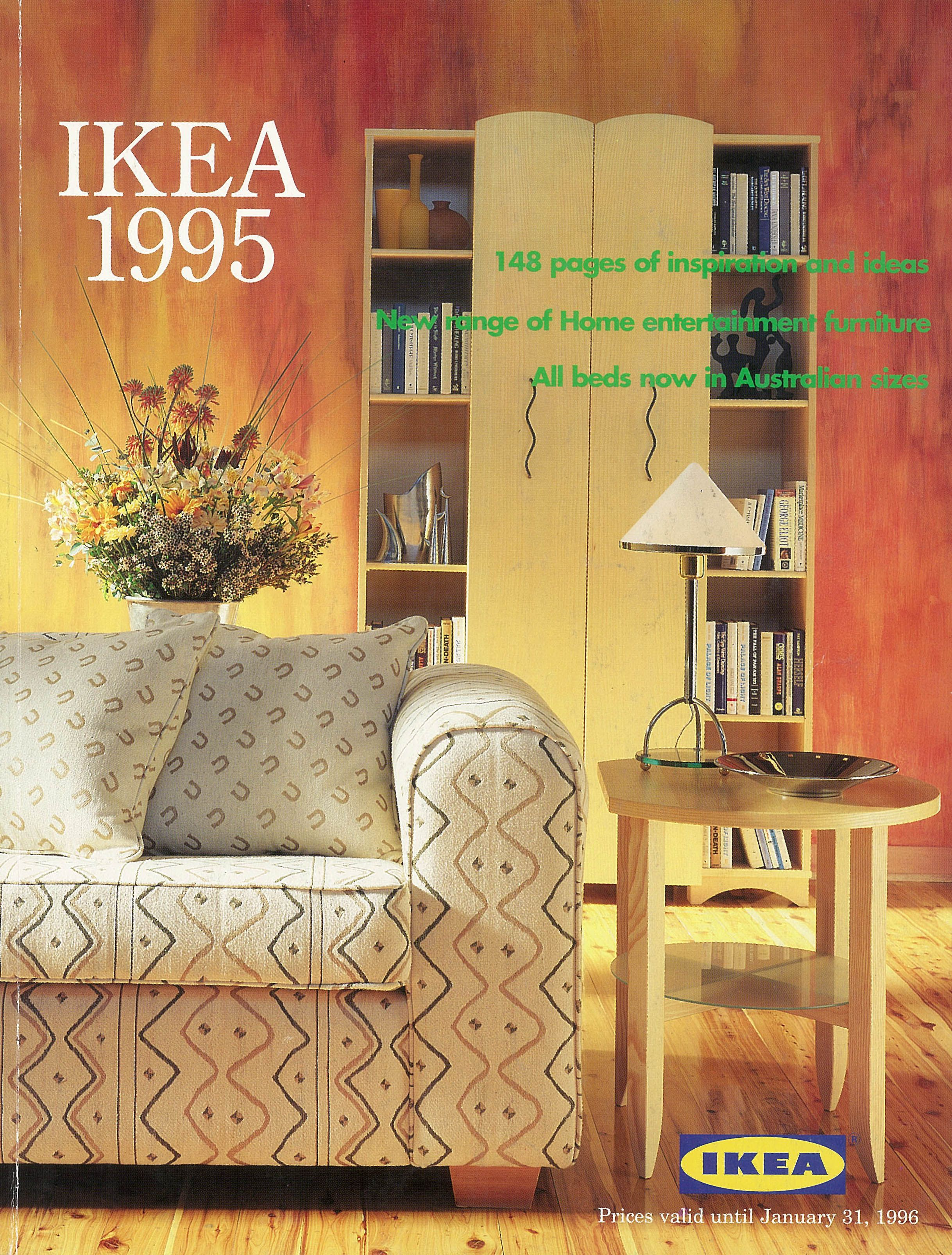 The 1995 Ikea Catalogue Architecture Sketch In 2019 Ikea