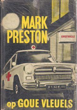 mark preston-op goue vleuels boek