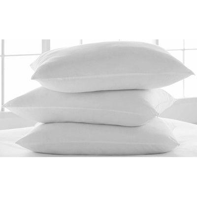 LC Modern Classics Breathe Clean and Clear Down Alternative Pillow Size: Standard/Queen