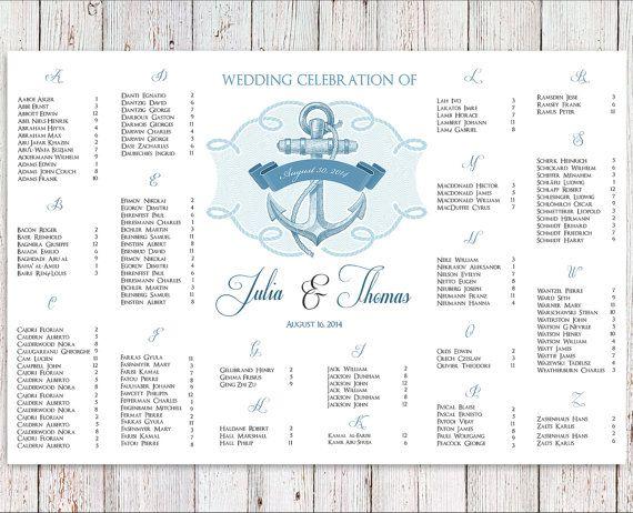 FREE RUSH SERVICE  Summer Sea Marine Wedding by HappyBlueCat, $40.00